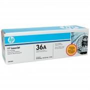 HP Toner CB 436 A Svart 36 A