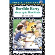 Horrible Harry Moves Up to the Third Grade, Paperback