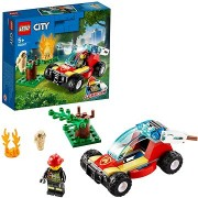 LEGO City Fire 60247 Erdőtűz