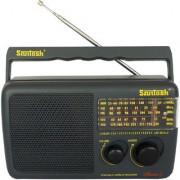 Santosh Five Band Portable FM Radio (Shaan)