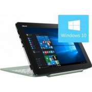 Laptop 2in1 Asus Transformer Book T101HA Intel Atom x5-Z8350 64GB 2GB Win10 WXGA Mint Green Bonus Mouse Wireless Microsoft Mobile