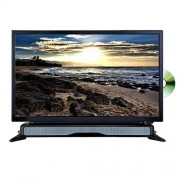 AXESS TVD1804-24 24 HD TV/DVD combo with External Soundbar Speaker, SD Card, AC/DC Power, HDMI port, Remote Control