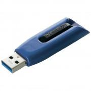 Memoria USB 3.0 Verbatim Retrattile 128GB Blu