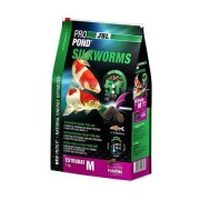 Hrana pesti iaz, JBL ProPond Silkworms M, 1,0kg, 4133100