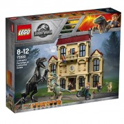 Lego Indoraptor-Verwüstung des Lockwood Anwesens