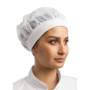 Whites Chefs Clothing Whites nylon muts - Universele maat