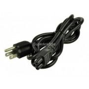 2-Power Nätkabel 3-polig 1.8M US-Plugg (AC Adapter)