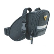 Topeak Wedge Aero Pack con Strap Mount Medium