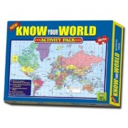 Tingoking Learning and Educational Know Your World - An Activity Pack