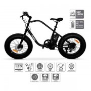 NILOX E-BIKE X3 Bicicleta Elétrica Preta
