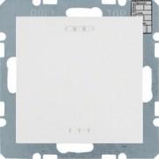 BERKER - 75441389 - Sensor KNX CO2, Tª e humid., S/B, br mt 25