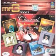 Classical Instrumental Vol 1 MP3 CD