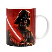 AbysseCorp STAR WARS - Taza - 320 ml - Trooper & Vader - with box