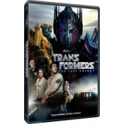 Transformers: The last knight DVD