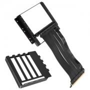 Suport intern Lian Li O11D-1 pentru montarea verticala a placilor video, O11 Dynamic / Air, cablu Riser inclus, O11D-1X