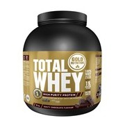 Total Whey proteína sabor chocolate 2kg - Gold Nutrition