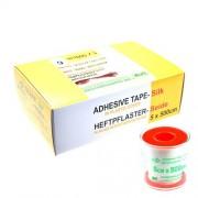 SFM Hospital Products GmbH SFM ® Heftpflaster : Seide auf Plastikschutzring in Cover 5cm x 5m (6)