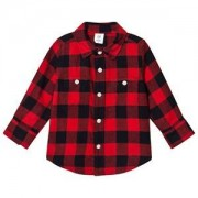 GAP Buffalo Skjorta Modern Red 2 år