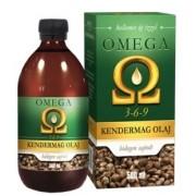 Omega 3-6-9 kendermag olaj 500ml