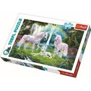 Puzzle Unicornii, 260 piese
