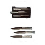 GT-DEKO - Fantasy und Schwert Shop Wurfmesser mit Unterarmholster