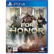 Sony PS4 Game - For Honor, Retail Box, No