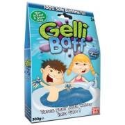 MolliToys Gelli Baff, Förvandlar ditt badvatten till gegga, 300 g (Grön)