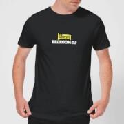 Plain Lazy Bedroom DJ Men's T-Shirt - Black - XL - Zwart
