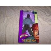 "Universal Studios Monsters Hasbro Signature Series ""The Wolf Man"" 12"" Figure"