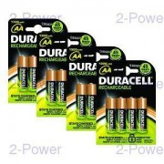Duracell Uppladdningsbara AA 16 Pack
