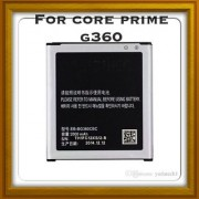 Original Samsung Galaxy battery - For Core Prime G360 - EB-BG360CBC 2000mah