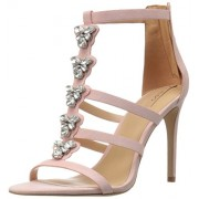 Aldo Women's Leisi Dress Sandal, Light Pink, 6 B US