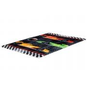 Obsession Lollipop Kindervloerkleed 90x130 Race