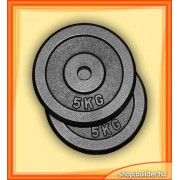 Optional plates 2x5kg/28mm (pereche)