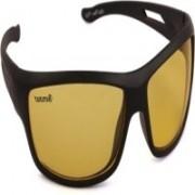 Benour Round Sunglasses(Yellow)