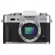 Fujifilm Híbrido Fujifilm X-T10 Sin objetivo Plata