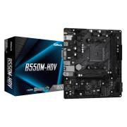 MB ASRock B550M-HDV, AM4, micro ATX, 2x DDR4, AMD B550, 36mj (90-MXBDJ0-A0UAYZ)