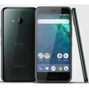 "Telefon Mobil HTC U11 Life, Procesor Octa-Core 2.2 GHz, Super LCD Capacitive Touchscreen 5.2"", 3GB RAM, 32GB Flash, 16MP, 4G, Wi-Fi, Android (Negru) + Cartela SIM Orange PrePay, 6 euro credit, 4 GB internet 4G, 2,000 minute nationale si internationale fix"