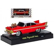 M2 Ground Pounders 1958 Plymouth Fury 1:64 Scale IN STOCK NOW'