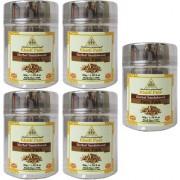 Khadi Pure Herbal Sandalwood Face Pack - 50g (Set of 5)