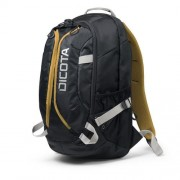 Batoh Dicota Backpack Active 14-15,6'', čierno/žltý