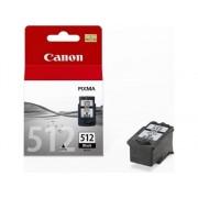 Canon Cartucho de tinta Original CANON PG-512 Negro para PIXMA MP230, MP252, MP270, MP280, MP282, MP495, MP499, MX340, MX350, MX360, MX410, MX420