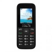 "Mobilni telefon Alcatel 1050D Crni 1.8"" Dual Sim, 400 mAh"