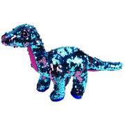 TY Pliš sa šljokicama Beanie Boos Flippables TREMOR - dinosaur