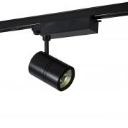 QAZQA Ściemnialny spot do 3-fazowego systemu szynowego LED 4000K - Ruler 38