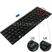 Tastatura Laptop Sony Vaio SVT131190X Layout UK