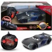 Masinuta cu telecomanda Jackson Storm Turbo Racer Disney Cars 3