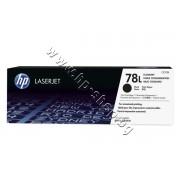 Тонер HP 78L за M1536/P1566/P1606 (1K), p/n CE278L - Оригинален HP консуматив - тонер касета