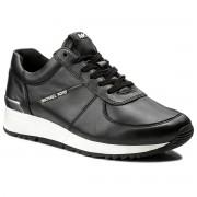 Michael Kors Sneakersy MICHAEL MICHAEL KORS - Allie Trainer 43R5ALFP3L Black