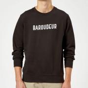 Baroudeur Sweatshirt - L - White